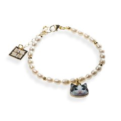 "Bracelet of the collection ""Six Cats"""