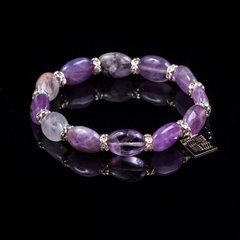 "Bracelet from the collection ""Crystal Symphony"""
